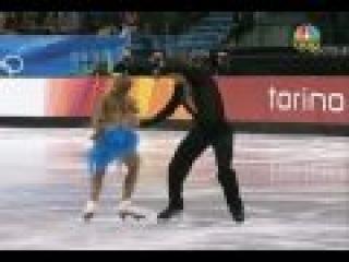 Татьяна Навка и Роман Костомаров - Ча-ча (Олимпиада 2006. Турин)