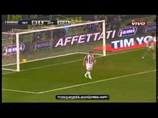 Inter de Milán 1-2 Juventus - Serie A 2011-12 Jornada 10 - 29/10/11 - ESPN