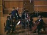 Рихтер и Квартет Бородина. Квинтет для ф-но, двух скрипок, альта и виолончели Op. 57 Шостаковича