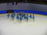 WCCJ2009 - Musketeers - Free Skating - Ocean Men - Sinbad - Waterworld