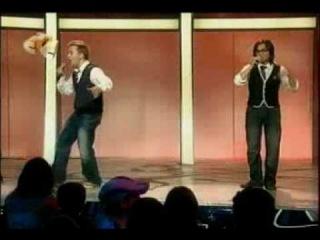 Все по-взрослому! на СТС  Jukebox Trio