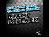 Niels van Gogh vs. Emilio Verdez - Black Is Black (Club Mix) - Official Video