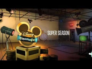 Disney Cinemagic's Super Season!