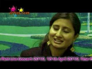 Anju Pant Live Concert 2010, Promo