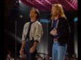 Eurovision 1987 - Italy - Umberto Tozzi &amp Raf - Gente di mare HQ SUBTITLED