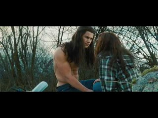 The Twilight Saga: New Moon- Meet Jacob Black Preview