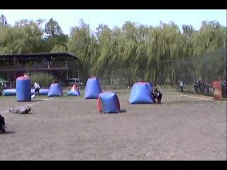 Пейнтбол. Кубок Баркалова. Київ 2009 (Team Royal) 1