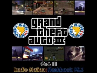 GTA III (Flashback 95.6) Elizabeth Daily - Shake It Up