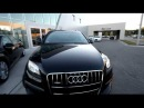 2011 Audi Q7 S-Line 333HP Orca Black Metallic - Every Option Available!