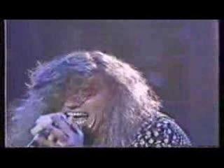 SteelHeart - She's Gone, Live (1991)