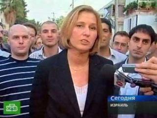 Ципи Ливни. Железная леди по-израильски. (НТВ)