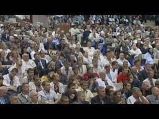 Виступ Олега Тягнибока на Урочистих зборах