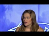 American Idol 2011 Nashville Audition - Stormi Henly (Miss Teen USA 2009)