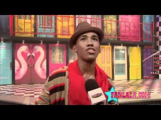 Brandon Mychal Smith: So Random! The Audience Is Now Part Of The Cast