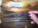Stormy Sunset by Alan Kingwell music by Mick O'Brien