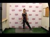 Alyson Stoner Dance Moves - Egyptian Groove Dance Move