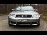 Audi A4 B6 8E Dayline LED Tagfahrlicht DRL Dectane LGX14