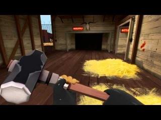 Team fortress 2 pyro jokes / приколы поджигателя