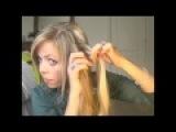 Dutch Braids Beach babe hair tutorial | Naturesknockout.com