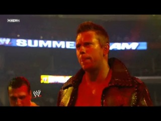 WWE SummerSlam 14.08.2011 Part 1 (RUS)