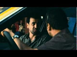Фрагмент из фильма Не шутите с Зоханом (Коза давал суп)