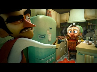 Дефективный детектив / Defective detective  (Pixar)