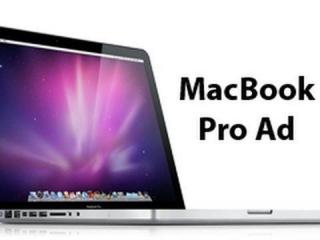 Новый MacBook Pro TV Ad 2010