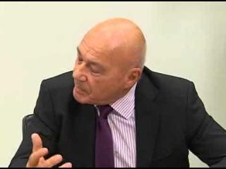 Неудобные вопросы от Гордона и Познера. Встреча Путина с коллективом 1 канала 3\3