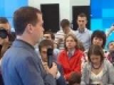 Дмитрий Медведев обсудил с российскими блогерами проблемы, которые волнуют миллионы людей - Первый канал