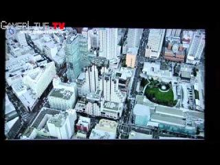 CES 2011: 3D-карты городов с фотореалистичной точностью