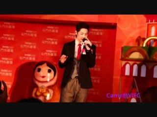 20101224-VanNess Christmas Eve Party @TMT Plaza Part 3 (Just One Dance and Christmas Song)