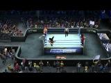 WWE Smack vs. RAW 2011 undertaker and kane vs tyson kidd and david hart smith
