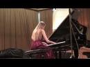 Urska Babic plays Chopin Fantaisie Impromptu op 66 live