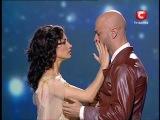 Очень  красивый танец/ Татьяна Денисова и Влад Яма