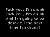 Irish Drinking Song With Lyrics - Fuck You Im Drunk