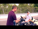 BBC F1 2011 - 7 Canadian GP - Schumacher &amp Coulthard's Canadian high jinks
