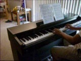 Walking In The Air - Snowman theme - Peter Auty - Piano cover