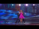 (GREECE Eurovision 2008 1st Semi Final) Kalomira - Secret Combination