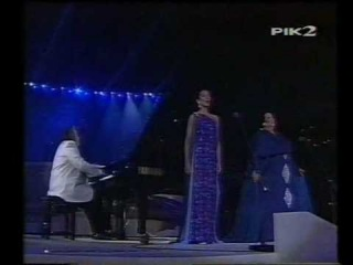 The Pray of the World - Vangelis with Montserrat & Marti Caballe (Live in Athens - Greece)