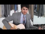 Darren Criss - Behind The Scenes at GQ