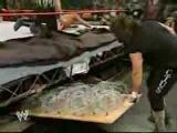 Randy Orton vs Cactus Jack Mick Foley at Backlash 2004