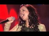 Женя Отрадная - Одинокое сердце (TV Россия, Песня г. 2009)