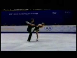 Олимпиада 2002.Навка и Костомаров.