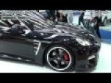 HD: Techart Panamera Turbo and Techart GT Street RS at Frankfurt 2009