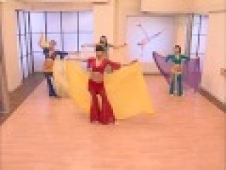 Третий сезон уроков танцы живота. Урок 17, часть 2