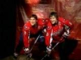 Хоккеиста Александра Овечкина увековечили в воске - Первый канал