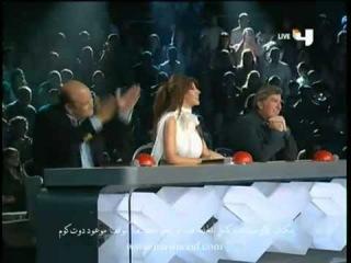 Arab's Got Talent 2011 demi final Abdelmalek Maroc