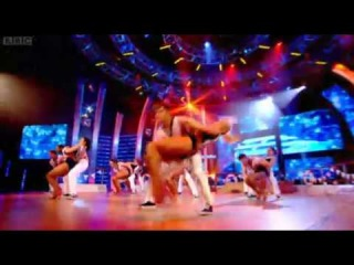 SYTYCD Opening Number - Live Show 16 April 2011 - Stephanie Powell