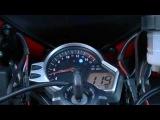 Honda CBR 1000RR 2008 Yoshimura HIGH DEFINITION TOP SPEED
