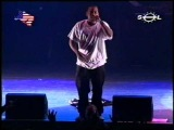 Obie Trice - Drips Live in Barcelona Oficial Shady Recods (with Eminem &amp 50 cent)